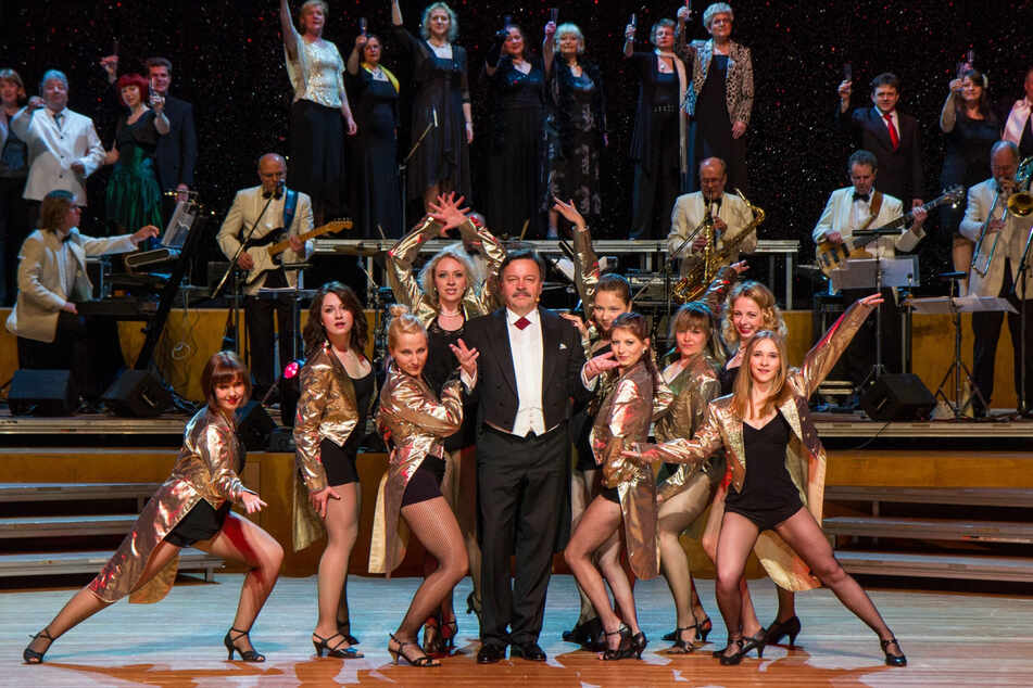 Die Musical-Gala mit dem Studio W.M. ist die erste geplante Veranstaltung vor vollem Haus.
