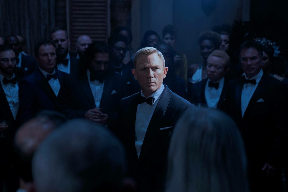 Daniel Craig portrays James Bond for the fifth and final time in No Time To Die.