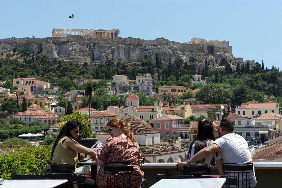 Reisen in europäische Länder wie Griechenland könnten durch einen Impfpass vereinfacht werden.