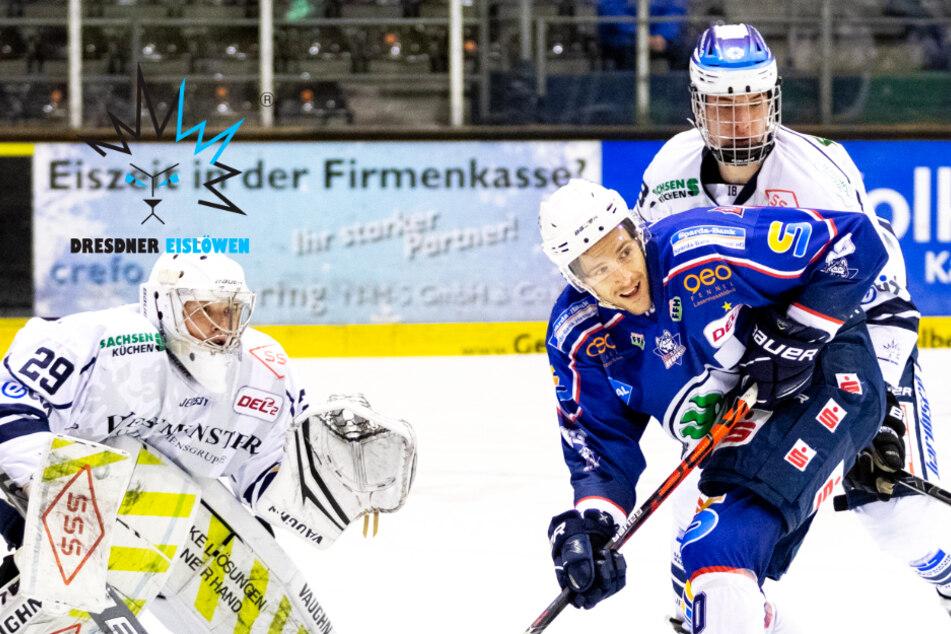 Eislöwen verlieren gegen Kassel, doch es gibt einen Sieger im Team