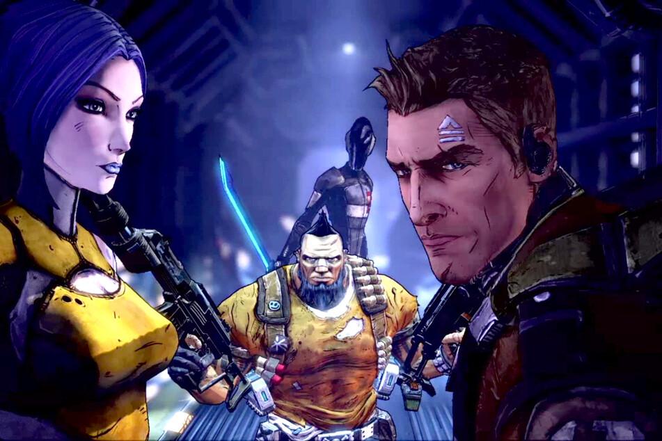 Darüber hinaus dürft Ihr Euch auf ein Wiedersehen mit einigen der wohl bekanntesten Charaktere des Franchises freuen, darunter der Assassine Zero (Mitte hinten) und die Sirene Maya (links).