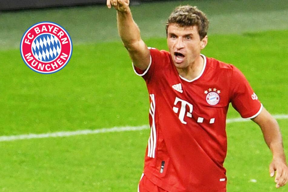 FC Bayern bestätigt: Thomas Müller positiv auf Corona getestet!
