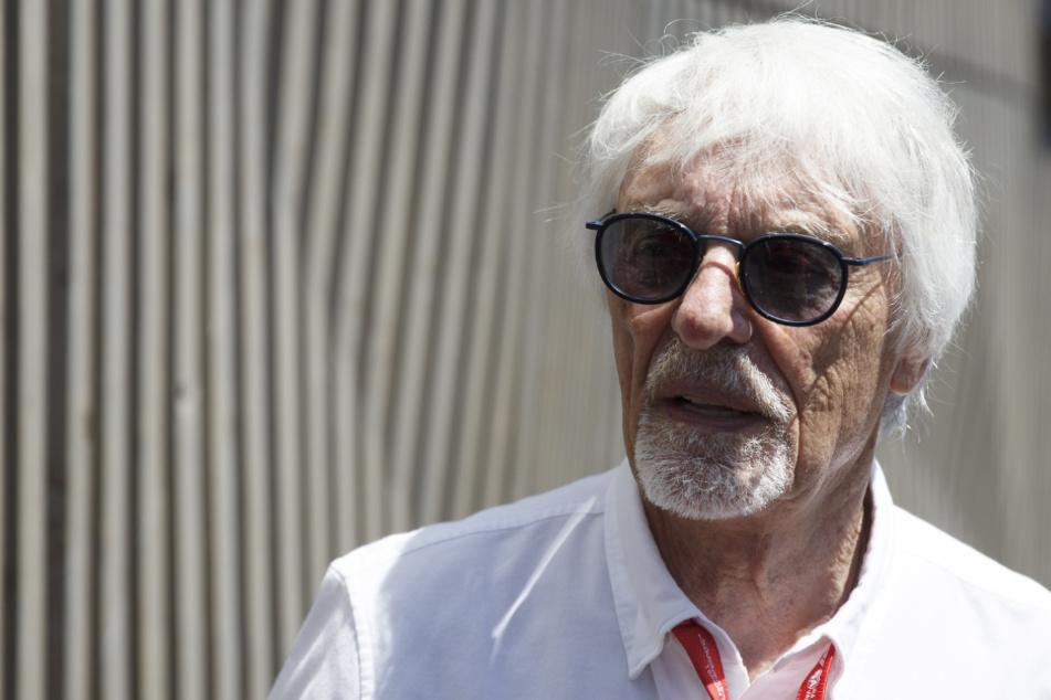 Ex-Formel-1-Boss Bernie Ecclestone mit 89 Jahren nochmals Papa geworden