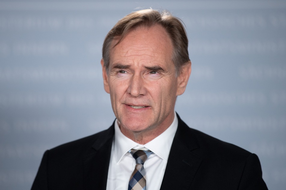 Burkhard Jung (63, SPD), Oberbürgermeister von Leipzig und Städtetagspräsident.