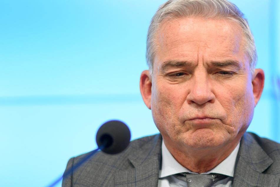 Baden-Württembergs Innenminister Thomas Strobl (59, CDU) fordert die Schließung der Grenze zu Frankreich.