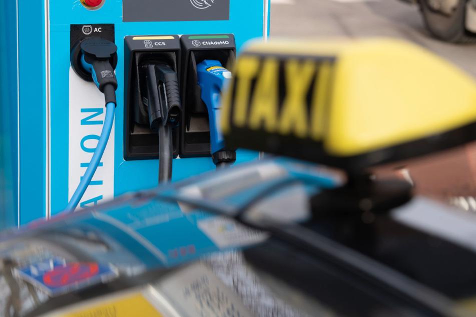 Bad Salzungen bekommt erstes elektrisches Taxi