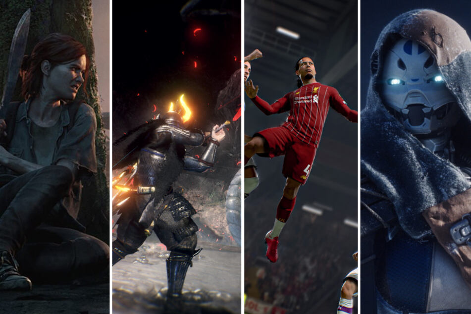 TLOU, Nioh, Fifa, Destiny: Das sind unsere Lieblingsspiele 2020!
