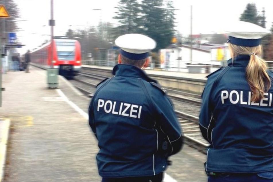 14-Jähriger bespuckt Bahn-Fahrer ohne Maske und tritt nach Polizisten