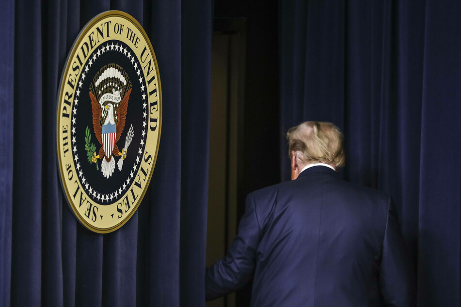 Outgoing president Donald Trump came closer than ever to conceding the election in the statement released on Thursday evening.