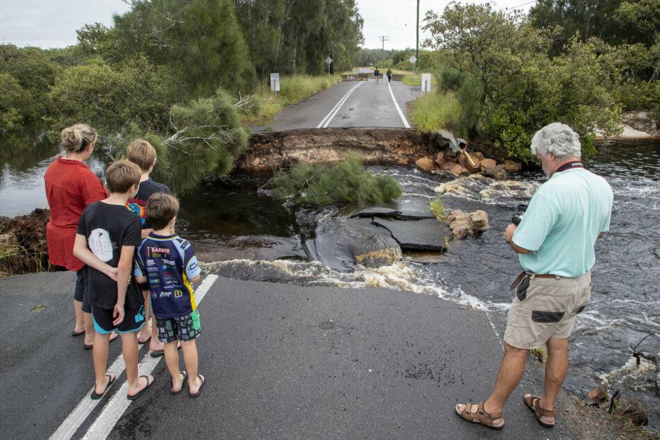 Katastrophale Lage in Australien: Überschwemmungen als Naturkatastrophe eingestuft!