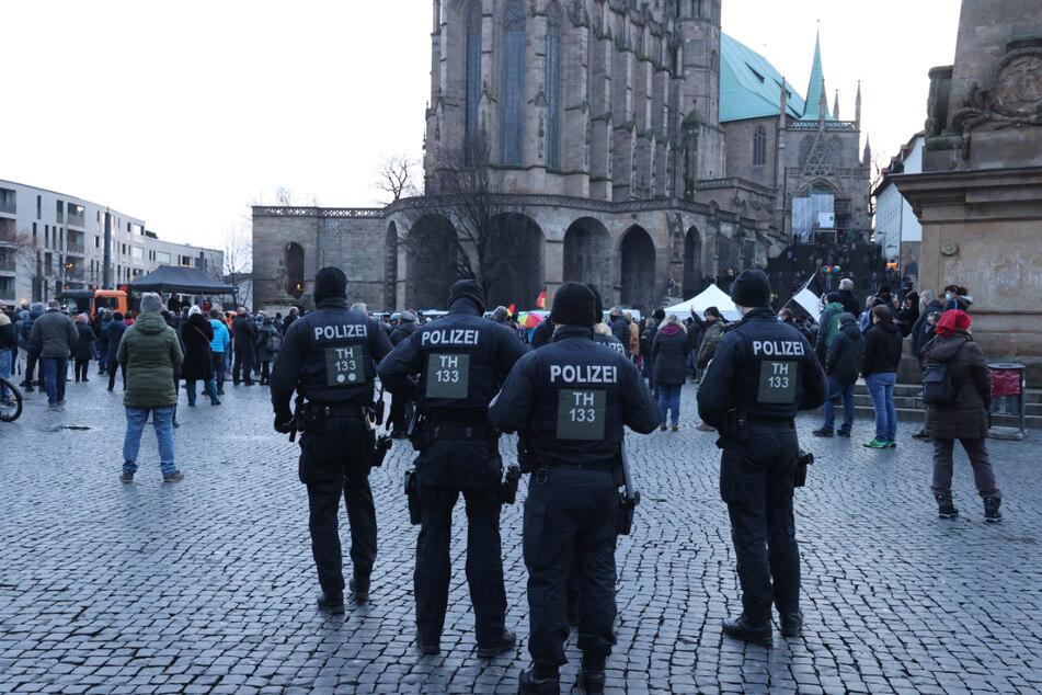 Wer darf zuerst? Werden Thüringens Polizisten nach Tätigkeit geimpft?