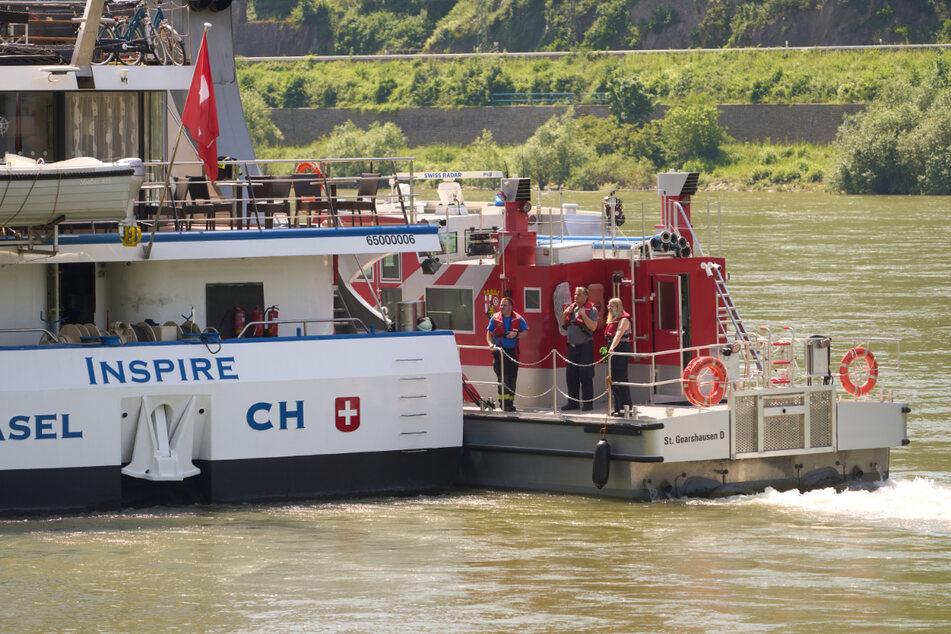 Feuer auf Schiff mit 90 Passagieren: Drei Menschen verletzt!