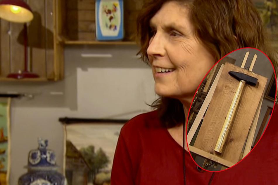 """Bares für Rares: Kurioses Angebot bei """"Bares für Rares"""": Welche Geschichte steckt hinter diesem Hammer?"""