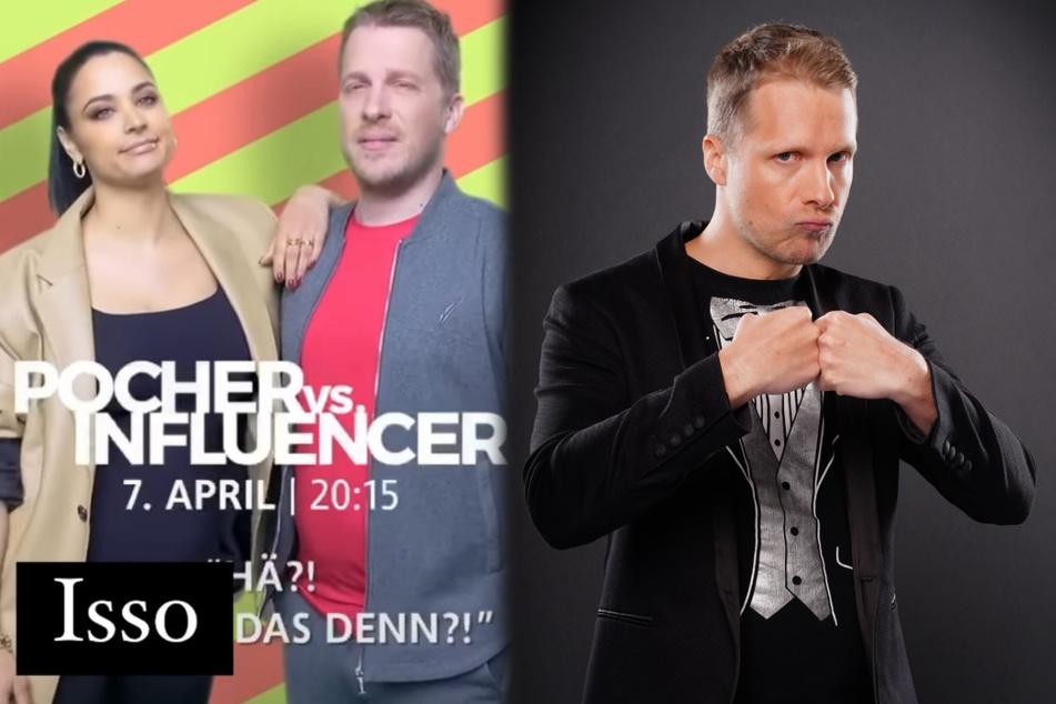 """Pocher vs. Influencer"": Oliver Pocher macht vor der Show klare Ansage"