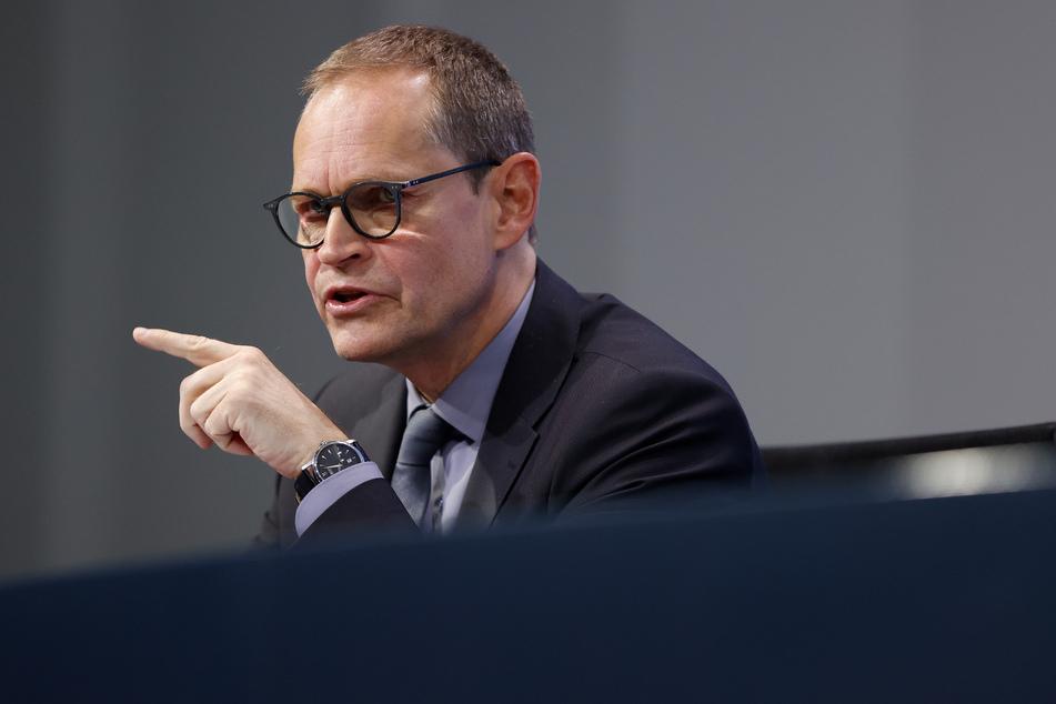 Berlins Regierender Bürgermeister, Michael Müller (55, SPD).