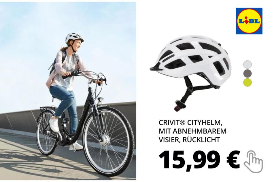 CRIVIT® Cityhelm