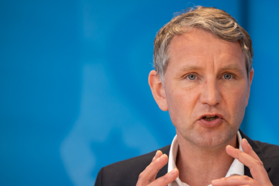 """Kein """"Killervirus""""! Höcke und AfD-Thüringen fordern Ende des Teil-Lockdowns!"""