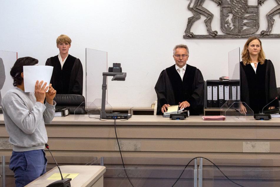 Die Richter am Landgericht Ingolstadt haben den 28-Jährigen wegen Mordes hart verurteilt.