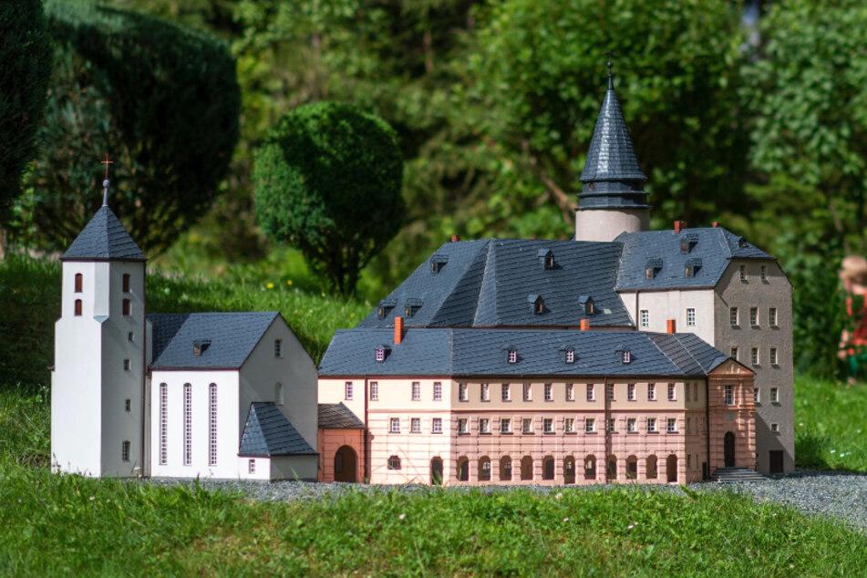 Das ganze Vogtland auf 690 Metern - hier Schloss Mühltroff.