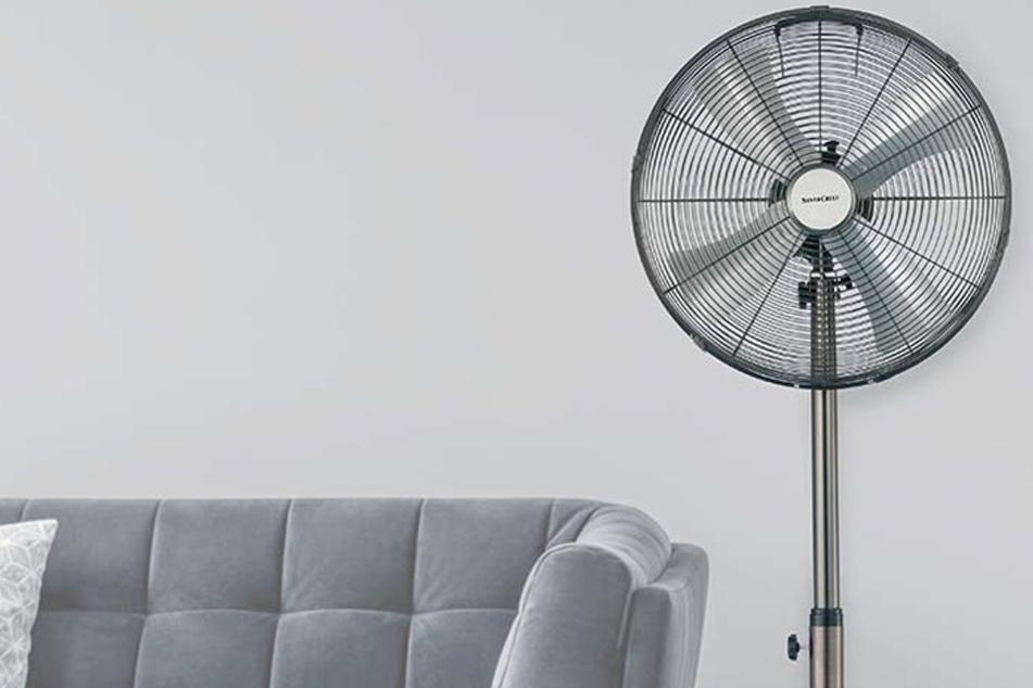 Diese Woche gibt's Klimageräte und Ventilatoren günstig bei Lidl