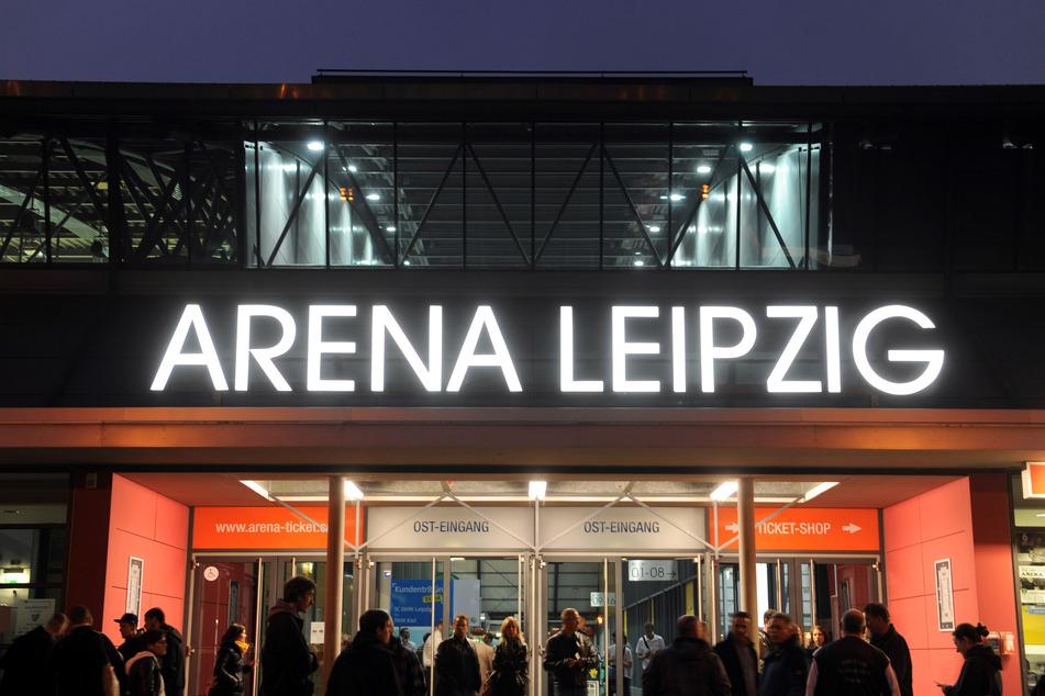 Das Konzert soll am kommenden Samstag in der Arena Leipzig stattfinden.