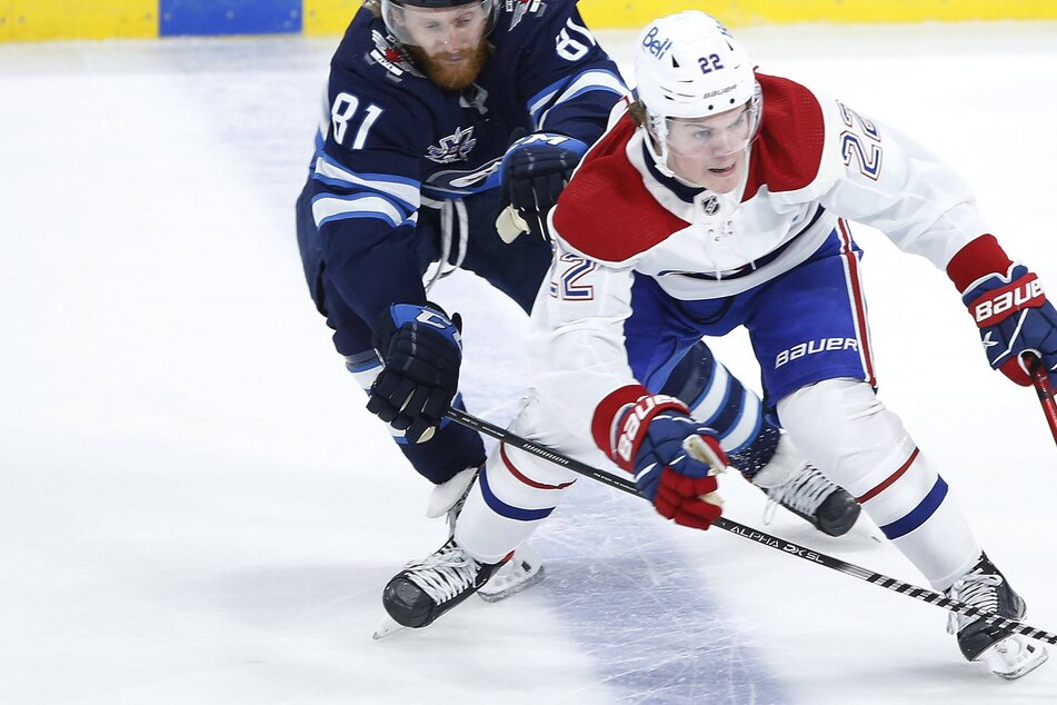 NHL Playoffs: The Canadiens hold on against the Jets to take a 2-0 series lead