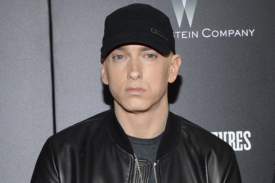Eminem (47) musste selbst auf Verbrecherjagd gehen.