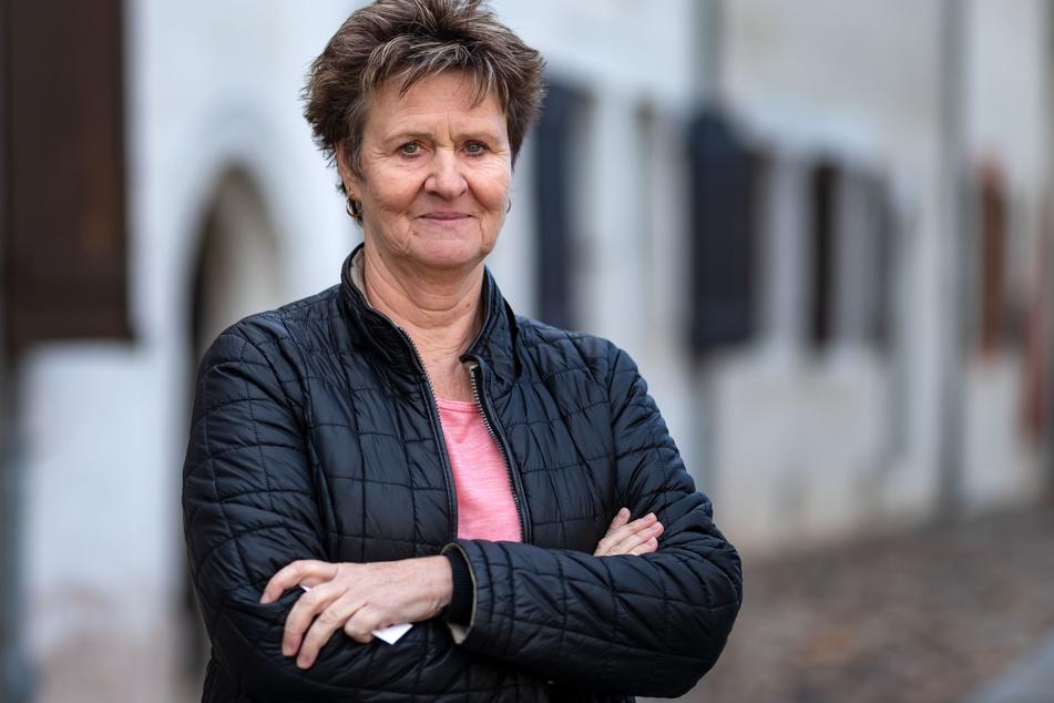 Sabine Zimmermann (60, Direktkandidatin im Wahlkreis 165, Zwickau)