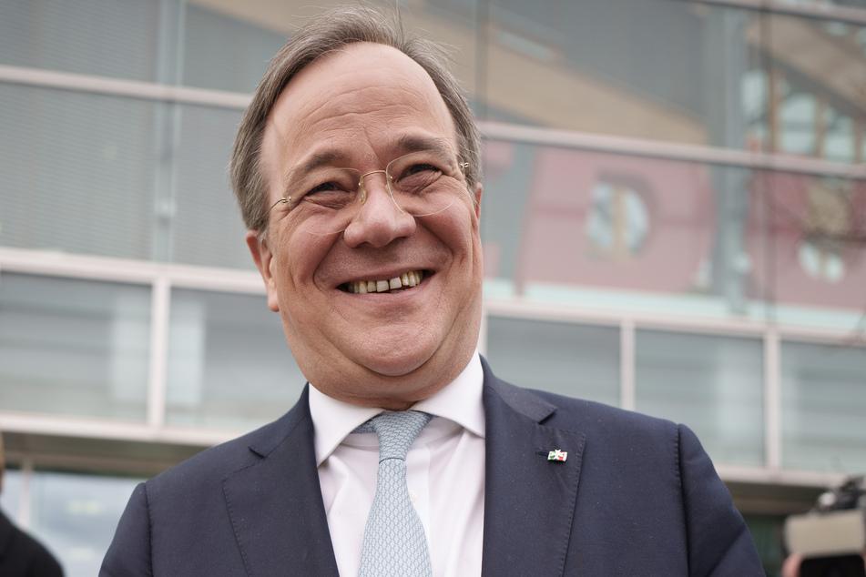 CDU-Chef Armin Laschet (60) tritt für die Union als Kanzlerkandidat an.