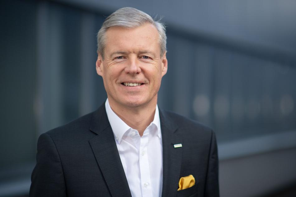 Kärcher-Boss Hartmut Jenner.
