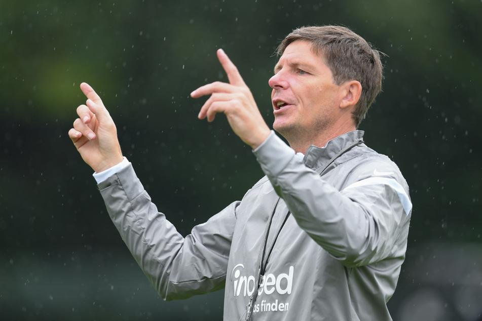 Für Eintracht-Coach Oliver Glasner (47) steht fest: Er will gegen Köln den ersten Pflichtspiel-Sieg der Saison einfahren.