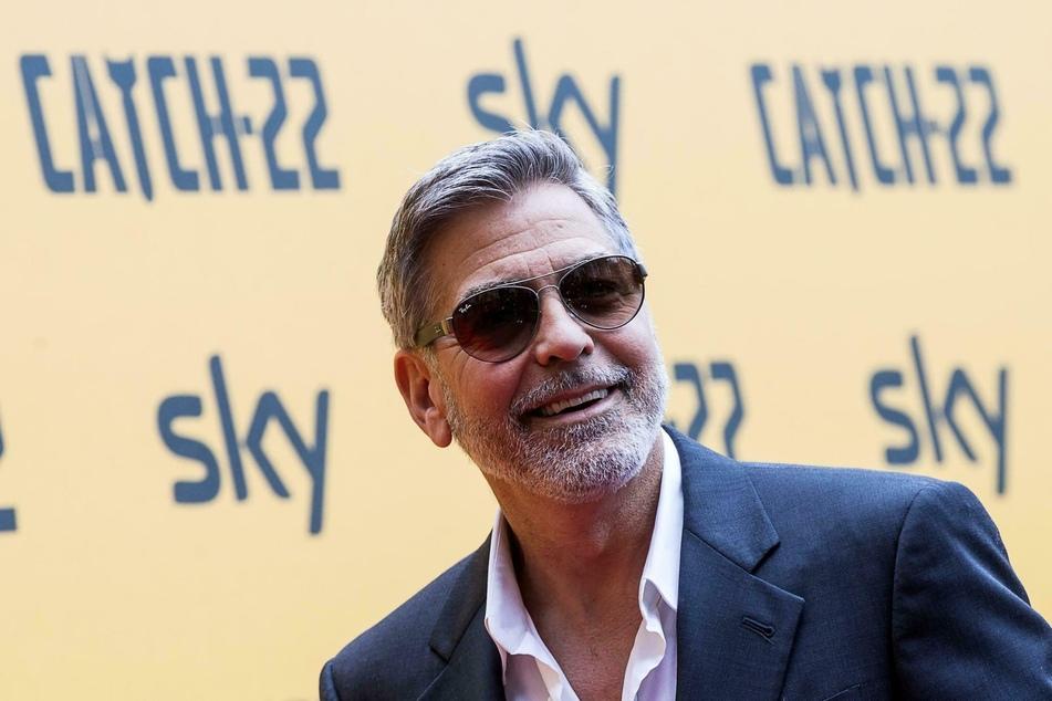 George Clooney (59) ist ein durchaus großzügiger Freund.