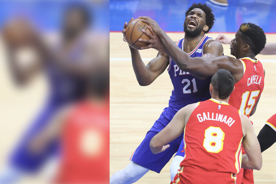 NBA: Joel Embiid, Shake Milton spark Sixers to Game 2 victory over Hawks