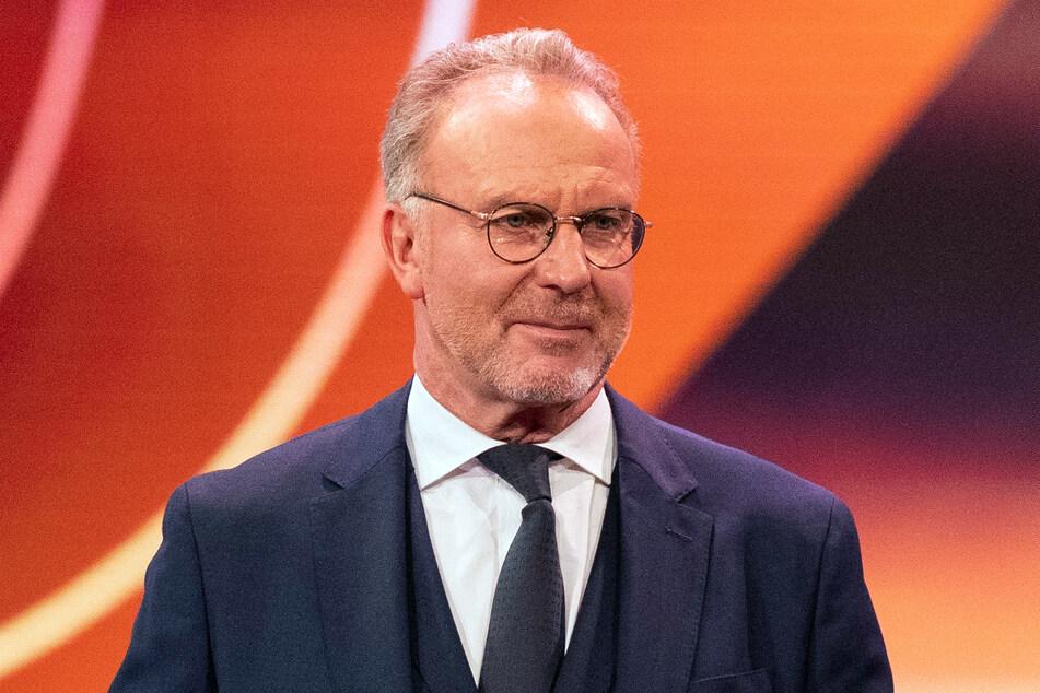 Karl-Heinz Rummenigge (65) erwartet vom deutschen Team einiges - hat aber einen anderen Topfavoriten.