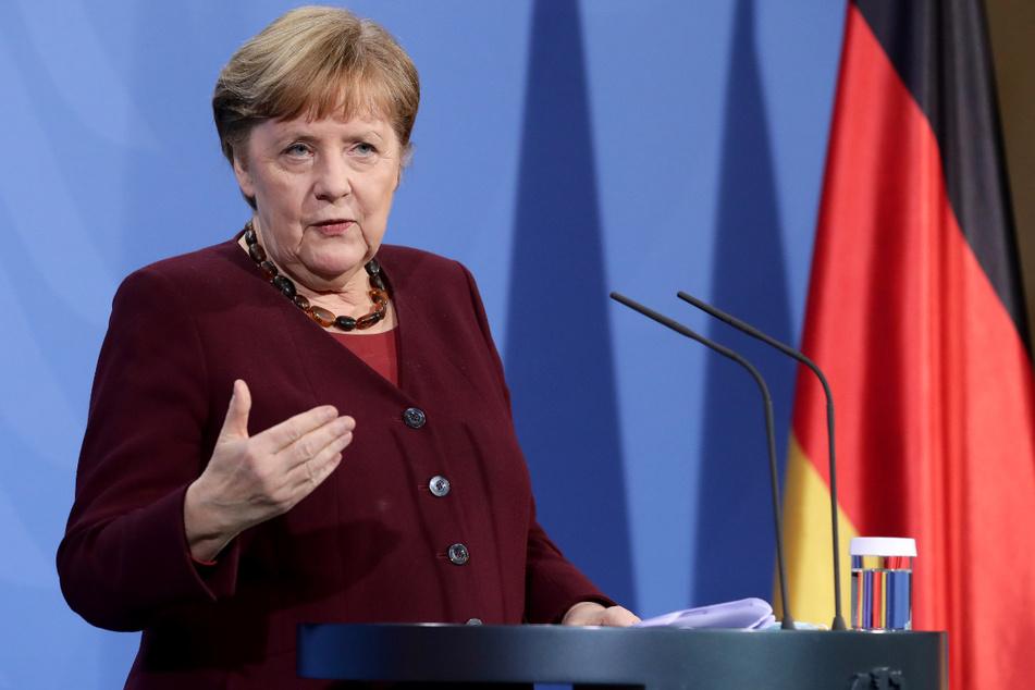 Bundeskanzlerin Angela Merkel (66, CDU) soll sich laut Garg mehr einsetzen.