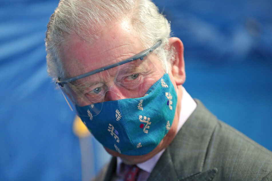 Prince Charles (72) believes he'll have to wait to receive a coronavirus vaccine.