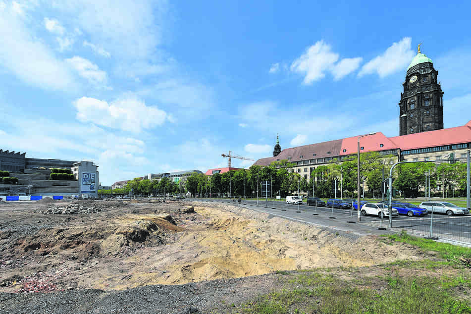 Für 140 Millionen Euro soll mitten in der City auf dem Ferdinandplatz eine neues Verwaltungszentrum entstehen.