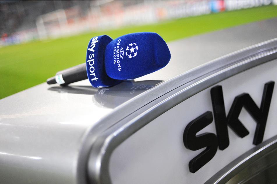 Das Champions-League-Finale 2021 war vorerst das letzte Spiel aus der Königsklasse, das Sky übertragen durfte.