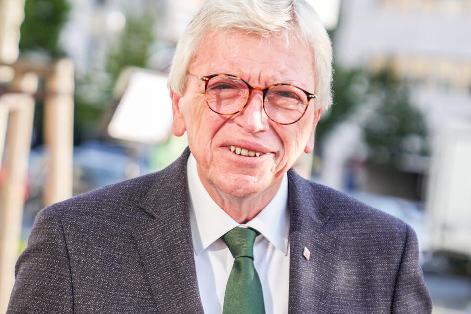 Hessens Ministerpräsident Volker Bouffier (69, CDU) betonte, dass seine Partei den Willen habe, die nächste Bundesregierung zu bilden.