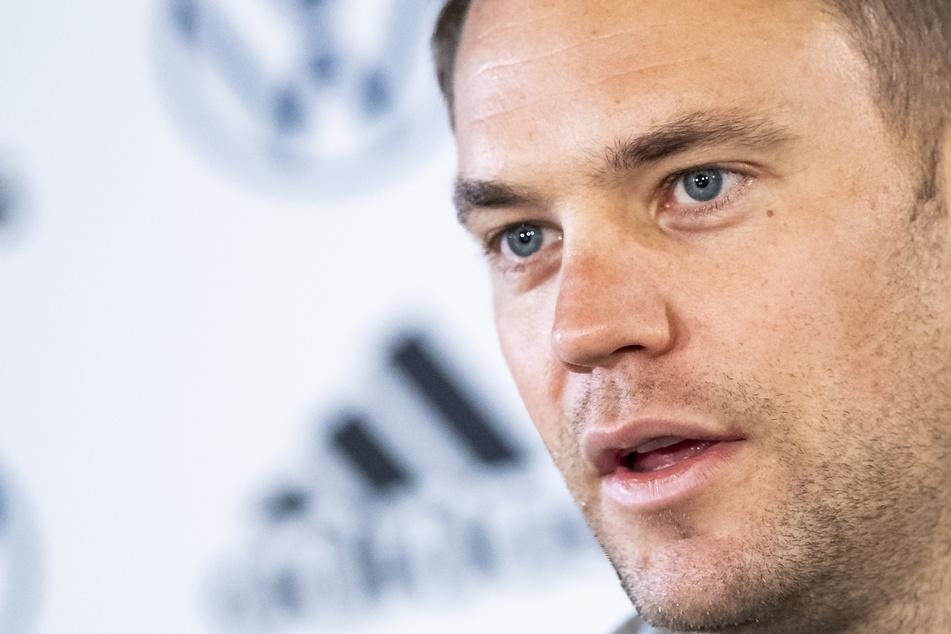 Manuel Neuer (35) wird gegen Liechtenstein nicht im Tor der DFB-Elf stehen.