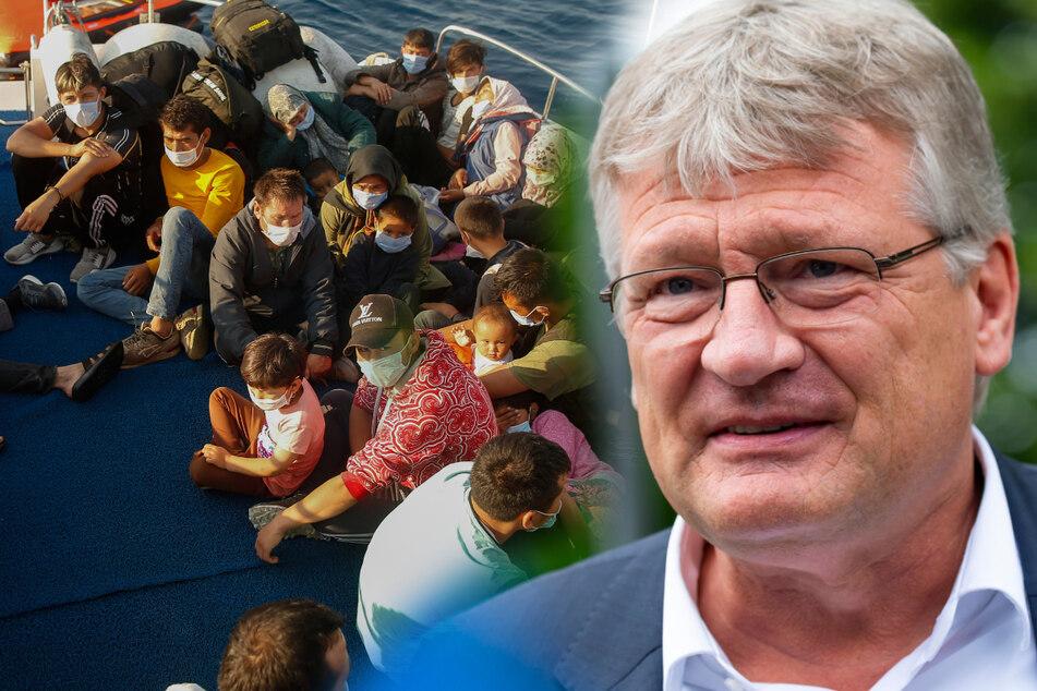 """Kampfansage an westliche Lebensweise"": AfD-Meuthen attackiert EU-Migrationspakt"
