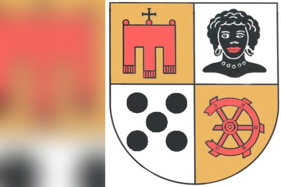 """Rassismus? Tausende wollen den """"Mohr"""" aus diesem Wappen verbannen"""