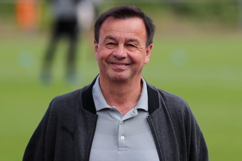 Otmar Schork (63) hat als neuer Sportdirektor des FCM einen Vertrag bis 2022 unterschrieben. (Archivbild)