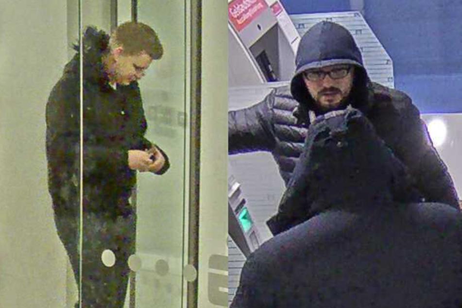 Polizei bittet dringend um Hilfe: Wer kennt diese Männer?