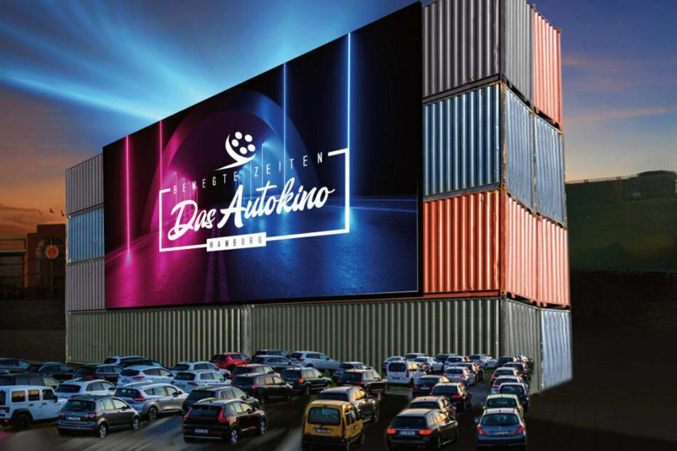 Das läuft ab 6. Juni im neuen Autokino Hamburg