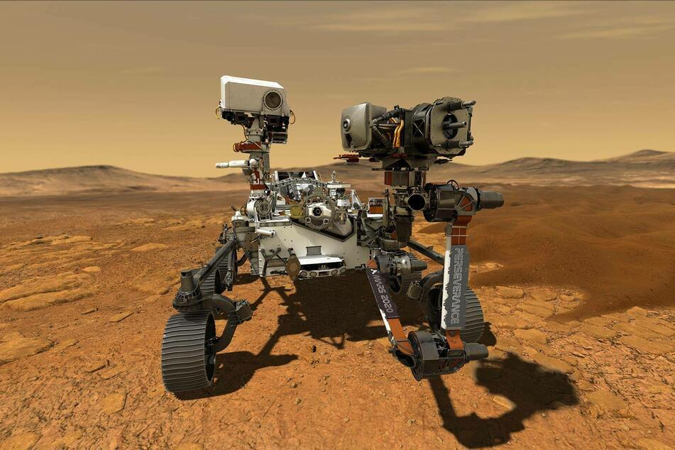 NASA's Perseverance Mars rover is set to land on the red planet soon.