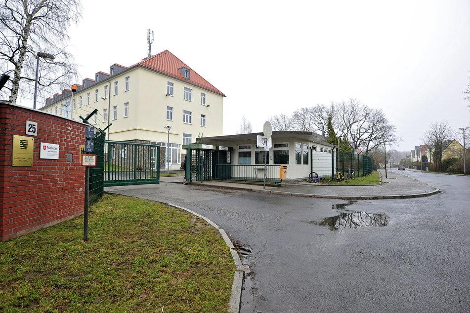 Am Montagabend rückte die Polizei zweimal zur Asylunterkunft in Chemnitz aus. Es war zu drei Auseinandersetzungen gekommen.