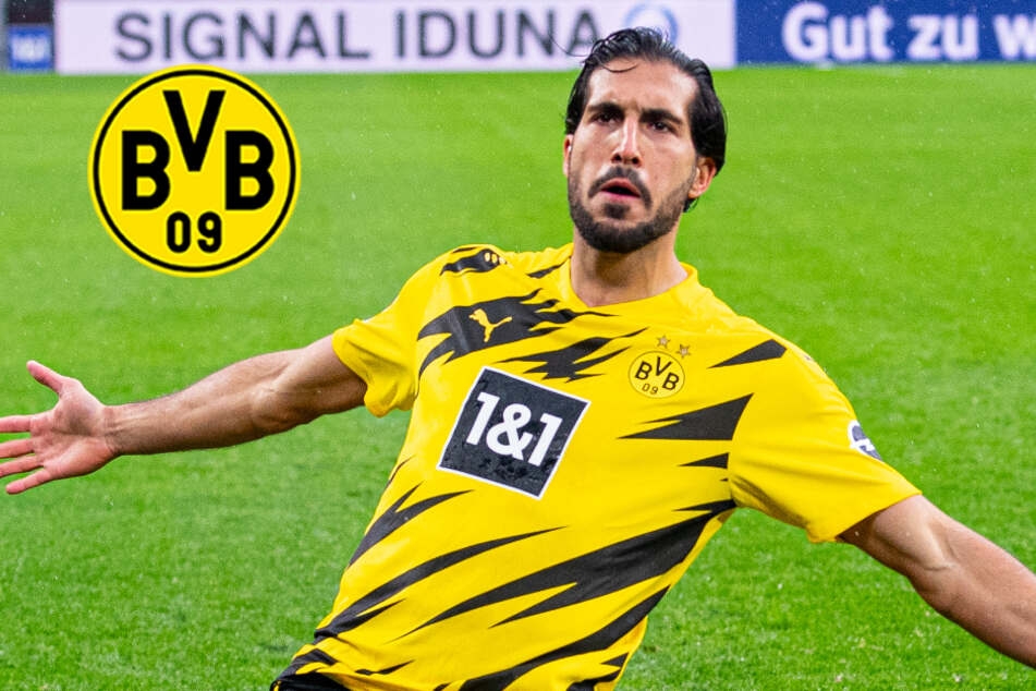 BVB-Spieler Emre Can hat Corona: Was wird aus dem Revierderby?