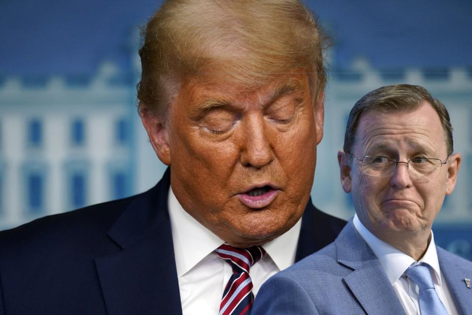 """""""Isser weg?"""": Bodo Ramelow verspottet Donald Trump nach Wahlniederlage"""