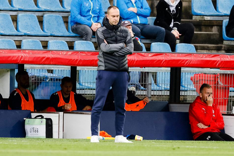 Von selbst verließ Ole Werner (33) Holstein Kiel nach dem Fehlstart in die neue Spielzeit.